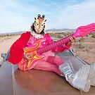 Play me a tune Giraffe Man by jollykangaroo