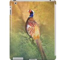 Male Pheasant iPad Case iPad Case/Skin