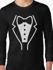 Tuxedo / Smoking Long Sleeve T-Shirt