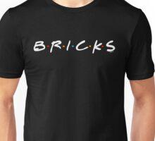 'B-R-I-C-K-S' Unisex T-Shirt