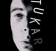 Face poster by Stanislav Ondruš (ŠťukART) by StukArtShirts