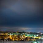 Cityscape of Lahti by Kristian Tuhkanen