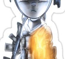 Battlefield 3 Pony Sticker