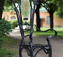 Garden chair by mrivserg