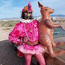 Is it Zappa with a Kangaroo? by jollykangaroo