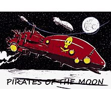 PIRATES OF THE JUPITER'S MOONS Photographic Print