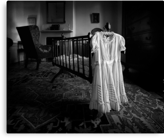 A White Dress In The Nursery by Patricia Jacobs CPAGB LRPS BPE3