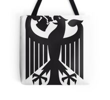 Germany coat of arms eagle beer  Tote Bag