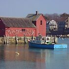 Rockport Motif by watercolors1