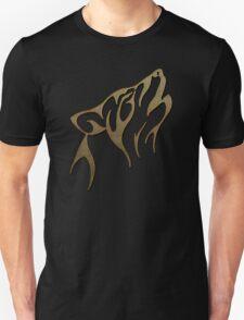 Wolf head Art T-Shirt
