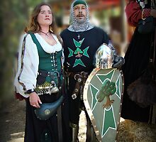 """Knight And His Lady"" by Gail Jones"