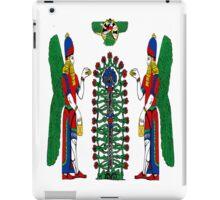 Assyrian Winged Genius iPad Case/Skin