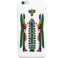 Assyrian Winged Genius iPhone Case/Skin
