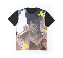 Celestial Nature Graphic T-Shirt