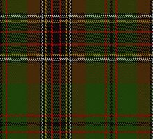 00184 Murphy/Tara District Tartan Fabric Print Iphone Case by Detnecs2013