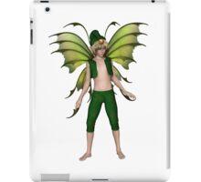Christmas Fairy Elf Boy iPad Case/Skin