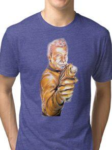Captain's Gold Tri-blend T-Shirt