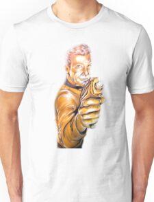 Captain's Gold Unisex T-Shirt