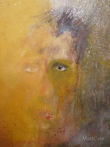 Self Portrait by MattCole