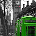 London - Green by stevebluey