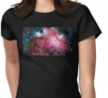 Orion Nebula, space exploration, astronomy, science, astrophysics Womens Fitted T-Shirt