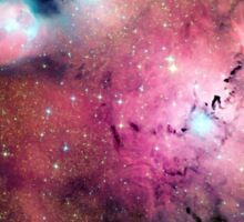 Orion Nebula, space exploration, astronomy, science, astrophysics Sticker