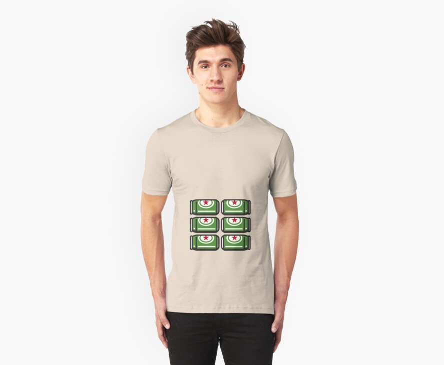 Real six pack by LaundryFactory