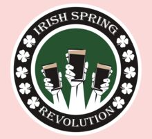 Irish Spring Revolution Kids Clothes