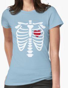 Till death do us part Womens Fitted T-Shirt