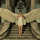 The Praying Angel by Liam Liberty
