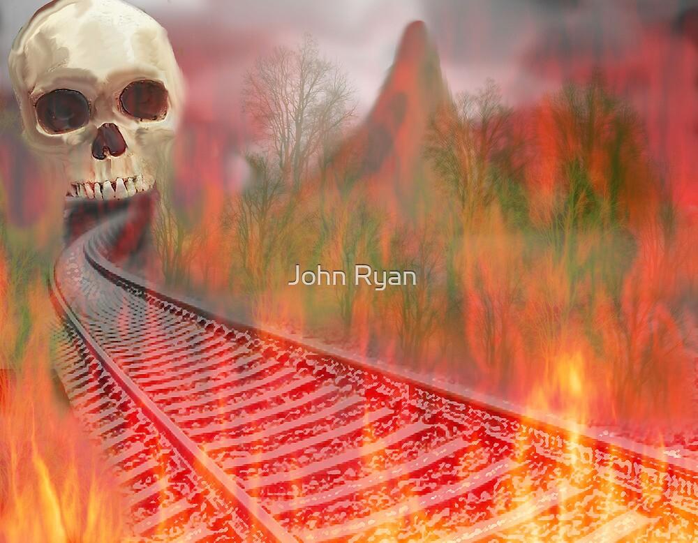 Hell mouth by John Ryan