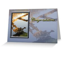 Congratulations Fish Greeting Card