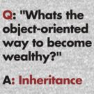Whats the object-oriented way to become wealthy? by Cyndy Ejanda