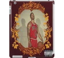 Derrick Rose X Kanye West iPad Case/Skin