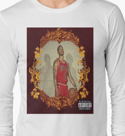 Derrick Rose X Kanye West Long Sleeve T-Shirt