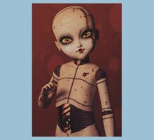 Ball Jointed Doll - Love Kids Tee