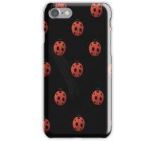 Ladybug Case 4 iPhone Case/Skin