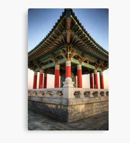Korean Bell Canvas Print