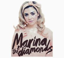 Marina and the Diamonds layover 2 by idkjenna