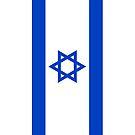 Israel Flag by pjwuebker
