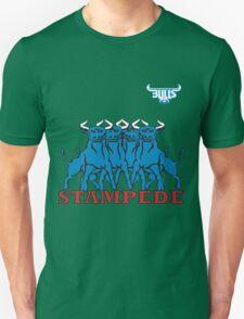 BLUE BULLS  STAMPEDE RUGBY Unisex T-Shirt