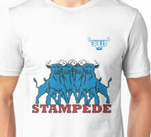 BLUE BULLS  STAMPEDE RUGBY Unisex T-Shirt