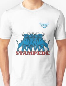 BLUE BULLS  STAMPEDE RUGBY T-Shirt