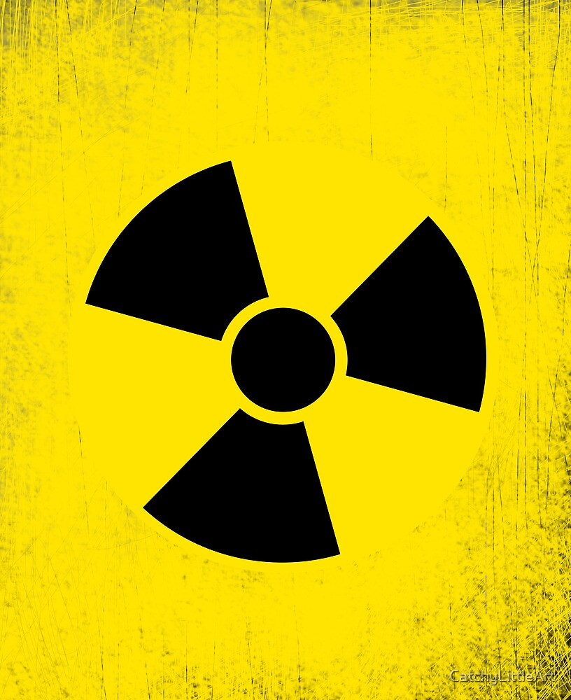Radioactive by CatchyLittleArt