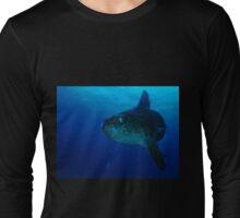 Sunfish (Mola Mola) Cocos Island, Indian Ocean, Australia Long Sleeve T-Shirt