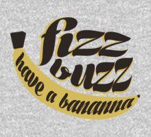 Cabin Pressure: Fizz Buzz by Katie Steele