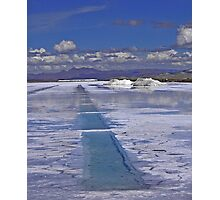 SALT LAKE Photographic Print