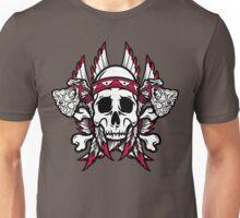 Native American Skull Unisex T-Shirt