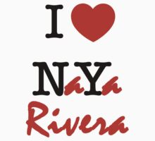 I Heart NaYa Rivera by megzerlita