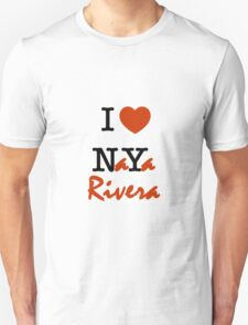 I Heart NaYa Rivera T-Shirt